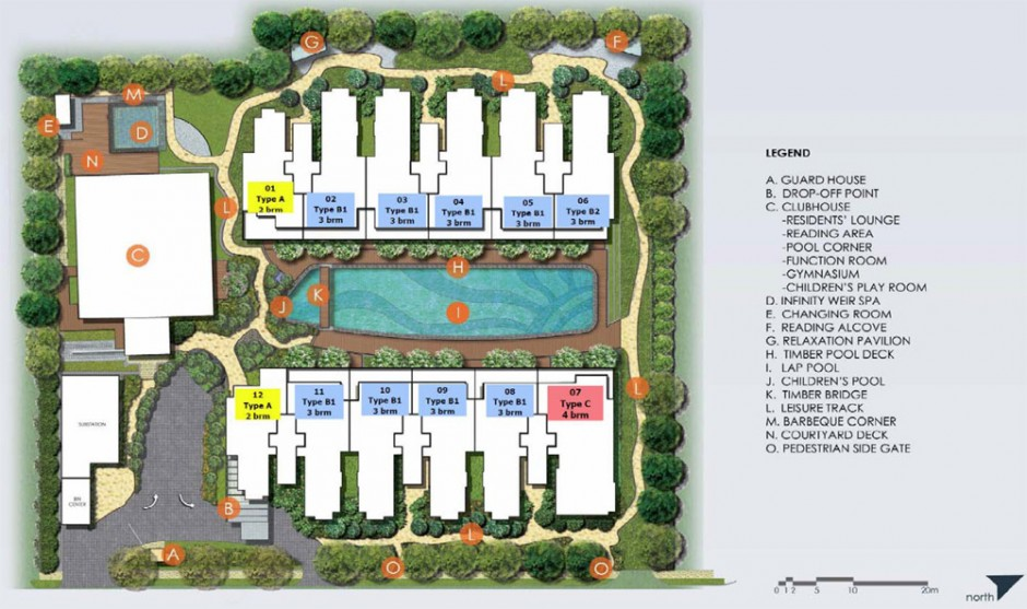 They Include Swimming Pool, Fun Pool, Sun Deck, Gym, Water Feature,  Clubhouse, Lobby Lounge, Male And Female Changing Rooms, ... Part 47